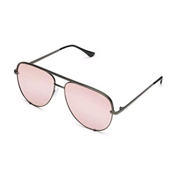 2137f9fa94e9 Quay Australia High Key Sunglasses. M 5b4e1a47f303696d497876bf. Other  Accessories ...